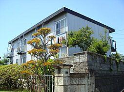 めぐみ荘[201号室]の外観