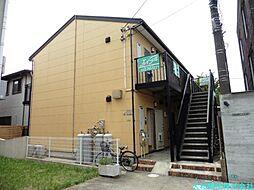 神奈川県相模原市南区相模大野9の賃貸アパートの外観
