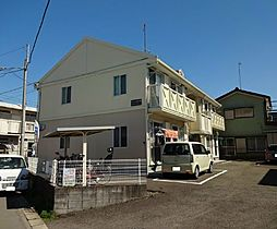 ドミール茅ヶ崎[2階]の外観