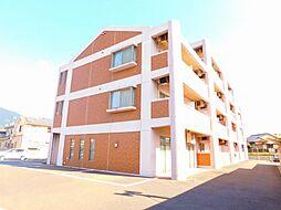 福岡県北九州市小倉南区下石田1丁目の賃貸マンションの外観