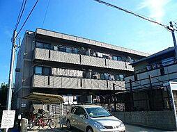 ハイカムール若草[1階]の外観
