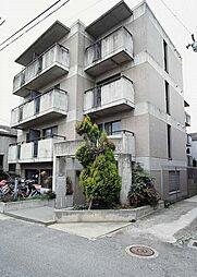 大阪府東大阪市新喜多1丁目の賃貸マンションの外観