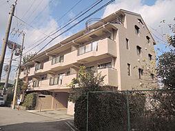 大阪府豊中市曽根南町1丁目の賃貸マンションの外観