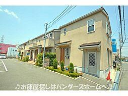 大阪府枚方市長尾家具町2丁目の賃貸アパートの外観