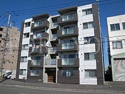 北海道札幌市白石区菊水九条3丁目の賃貸マンションの外観