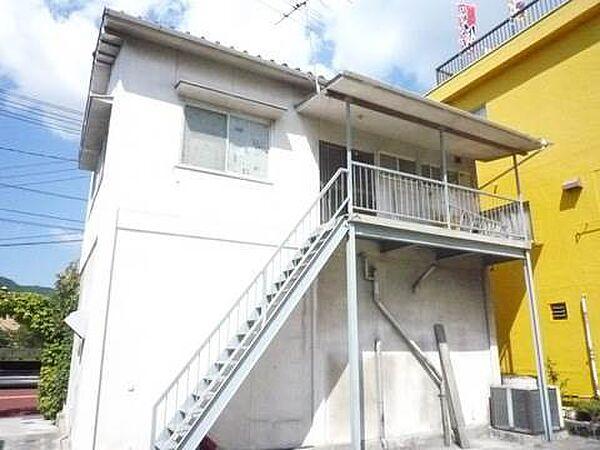 広島県呉市阿賀南1丁目の賃貸アパート