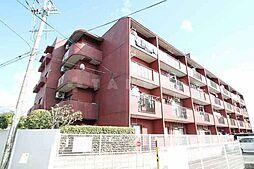 嵯峨野ロイヤルハイツ[1階]の外観