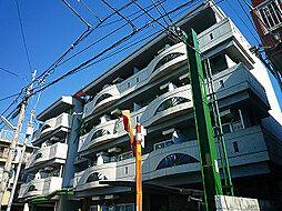 大阪府高槻市野見町の賃貸マンションの外観