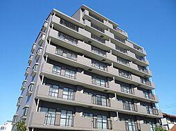東京都足立区加平2丁目の賃貸マンションの外観