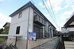 福岡県福岡市城南区七隈7丁目の賃貸アパートの外観
