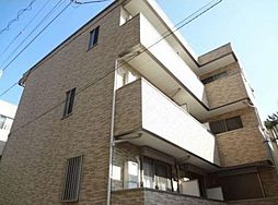 神奈川県横浜市鶴見区市場下町の賃貸アパートの外観