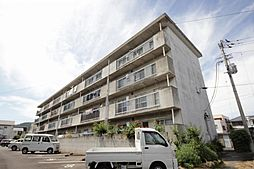 徳島県徳島市昭和町4丁目の賃貸マンションの外観