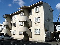 マンションミカド[3階]の外観