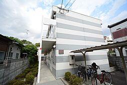 レオパレスグリーンスタジオ伊丹[204号室]の外観