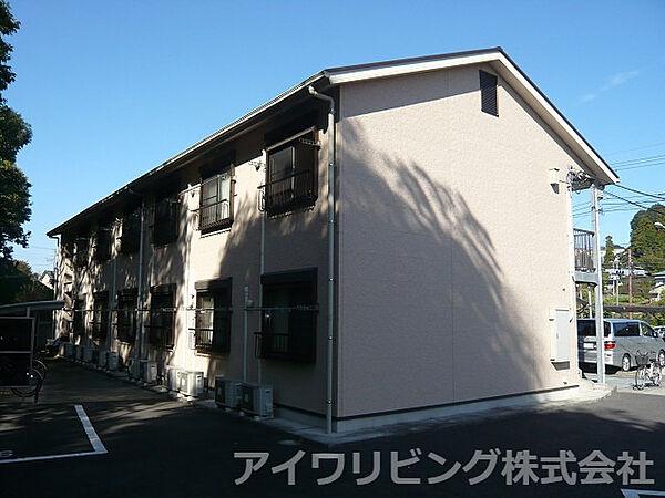 ハイムコーヤII 2階の賃貸【東京都 / 八王子市】