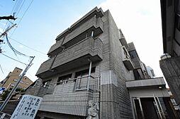 アンピエール[2階]の外観