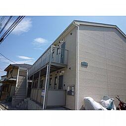 神奈川県横浜市旭区鶴ケ峰2丁目の賃貸アパートの外観
