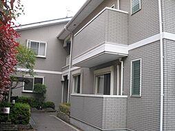 コーポ阪和[2階]の外観