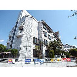 奈良県大和高田市西三倉堂2丁目の賃貸マンションの外観