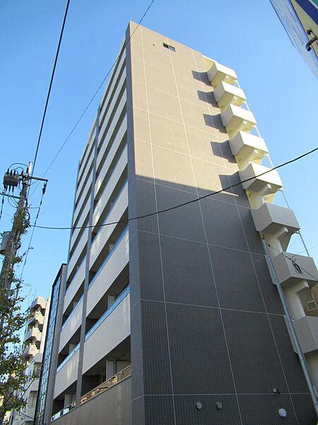 クレヴィスタ蒲田II[3階]の外観