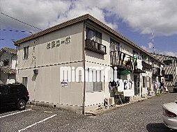 佐藤コーポ[1階]の外観