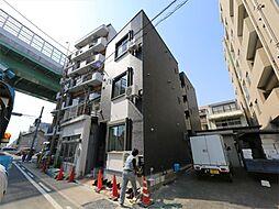 愛知県名古屋市西区城西2丁目の賃貸アパートの外観
