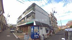 八戸ノ里グリーンハイツ[4階]の外観