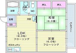 荒井駅 5.1万円