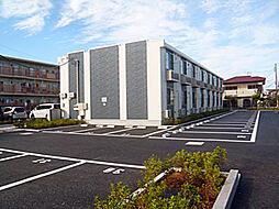 レオネクストカロータN 2番館[1階]の外観