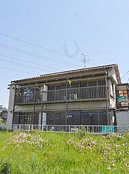 埼玉県志木市上宗岡1丁目の賃貸アパートの外観