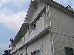 コーポ松岡 B棟[1階]の外観