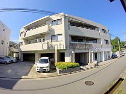 兵庫県川西市東畦野2丁目の賃貸マンションの外観