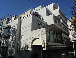 東京都杉並区阿佐谷南3丁目の賃貸マンションの外観