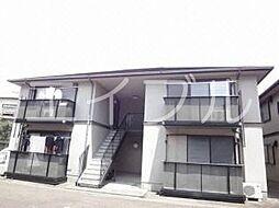 グリーンパレス福井B棟[1階]の外観