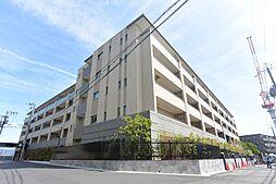 大阪府枚方市岡南町の賃貸マンションの外観