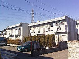泉ヶ丘パールハイツ[2階]の外観
