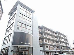 福岡県北九州市八幡西区三ケ森2丁目の賃貸マンションの外観