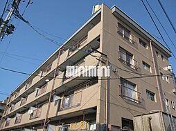 ハイツ富沢[1階]の外観