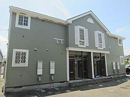アビテMiyabi C[2階]の外観