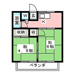 梅森台3丁目 1.7万円