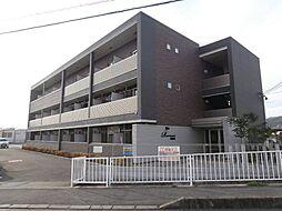 和歌山県岩出市中黒の賃貸マンションの外観