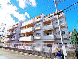 コスモ鶴瀬パストラルMH[4階]の外観
