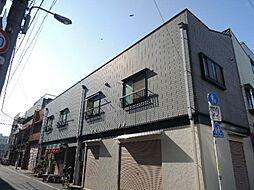 東京都台東区浅草4丁目の賃貸アパートの外観
