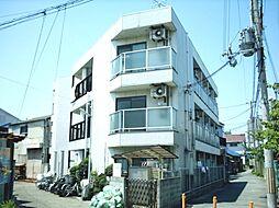 兵庫県尼崎市大物町1丁目の賃貸マンションの外観