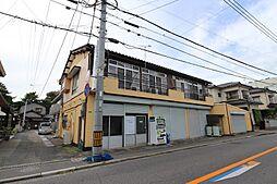 福岡県北九州市戸畑区土取町の賃貸アパートの外観