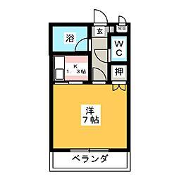 Pia 21[1階]の間取り