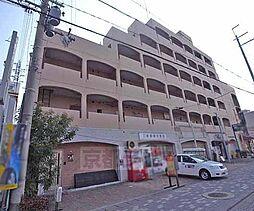 京都府京都市山科区小野鐘付田町の賃貸マンションの外観