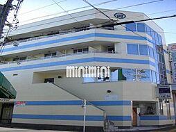 ニュータナカヤマンション[3階]の外観