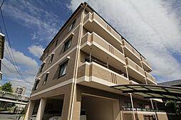 グランディール[4階]の外観