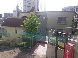 フラワーマンション[1階]の外観